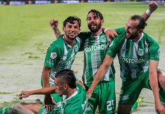Atlético Nacional igualó 2-2 ante Junior de Barranquilla en Medellín por la fecha 3° del cuadrangular final de la Liga Águila   VIDEO