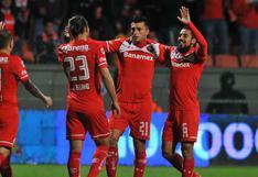 ▷ Toluca venció 2-0 al Necaxa y es líder de la Liga MX