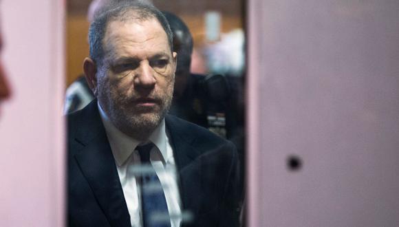 El productor de Hollywood Harvey Weinstein fue sentenciado a 23 años de cárcel por agresión sexual y violación. (Foto: AFP)