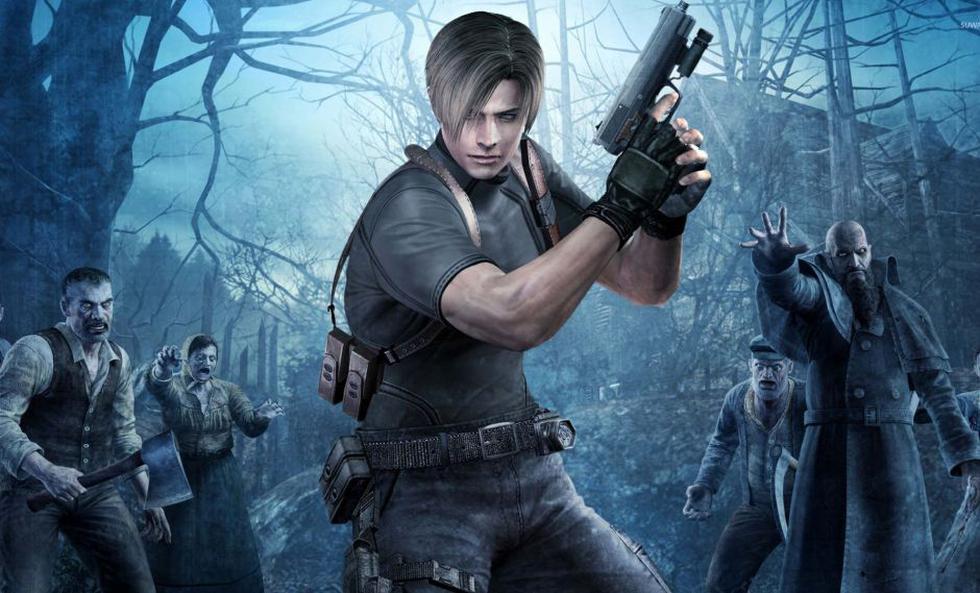 Resident Evil 4 es el juego mejor posicionado en Metacritic, con 96 puntos sobre 100. (Difusión)