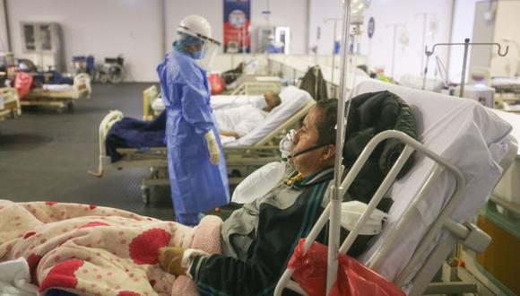 Los casos de contagios y fallecidos han ido en aumento en Arequipa desde hace más de dos meses, a diferencia del resto del país | Foto: Referencial / El Comercio