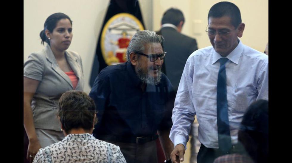 La reaparición de Abimael Guzmán en el juicio por Tarata - 7