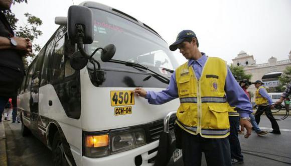 Municipalidad de Lima canceló una de las rutas del 'Chosicano'