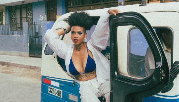Las primeras influencias de Yanna fueron ritmos latinos como la salsa y el reggaetón, pero luego migró al hip hop. (Foto: Difusión)