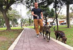 WUF: Autoridades recomiendan dar paseos cortos a nuestros perros durante la cuarentena