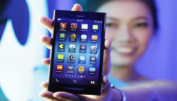 BlackBerry ofrecerá 240.000 aplicaciones en tienda de Amazon