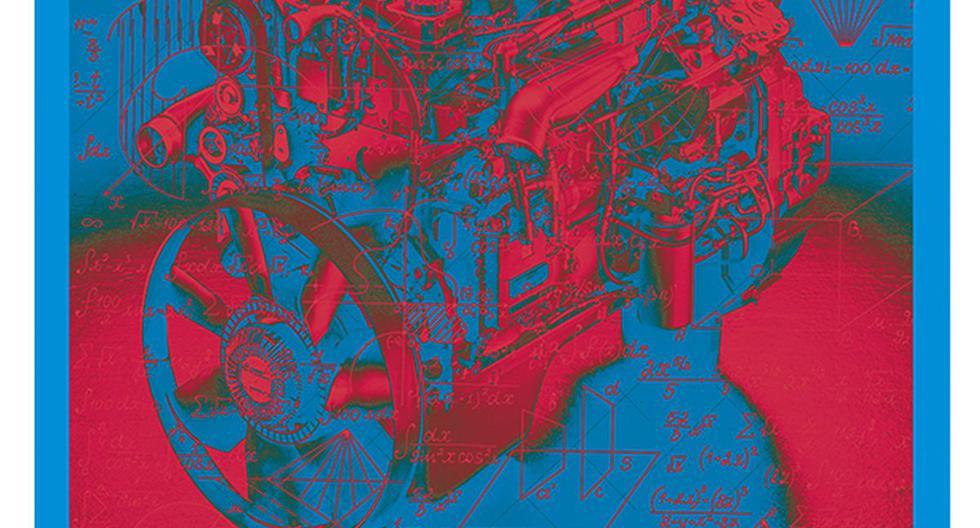 Esta semana, Tomás Unger nos explica que los motores no se encuentran solo en los automóviles.  (Ilustración: Giovanni Tazza)