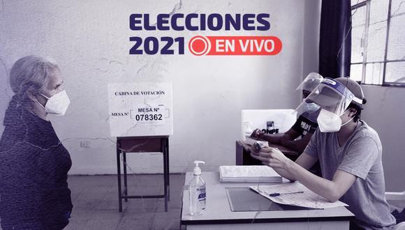 Revisa aquí las últimas noticias en vivo y en directo tras las Elecciones Perú 2021 para este sábado 17 de julio del 2021. FOTO: El Comercio.