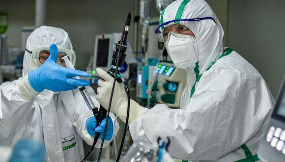 Los trastornos causados por el Coronavirus están dando un gran golpe a la economía china. (Foto: AFP)