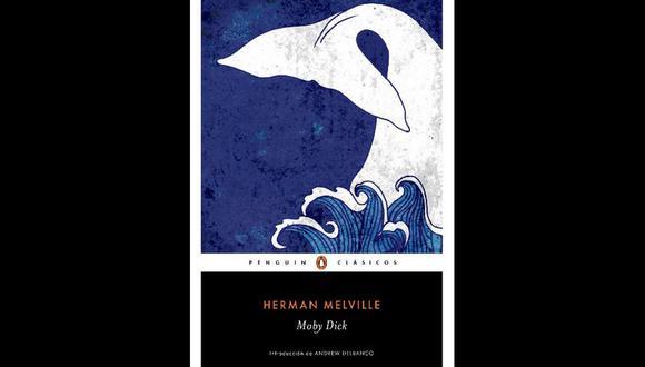 Portada del clásico de la literatura escrito por Herman Melville