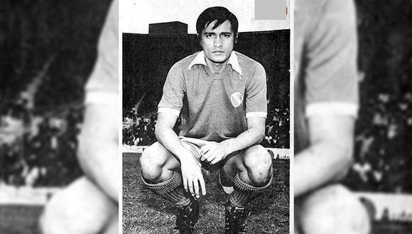 Eleazar Soria con la camiseta de Independiente de Avellaneda. (Foto: Difusión)