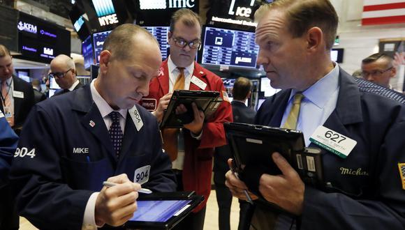 El índice Nasdaq logró registrar ganancias, con un avance del 0.26% a 7,468.63 puntos. (Foto: AP)