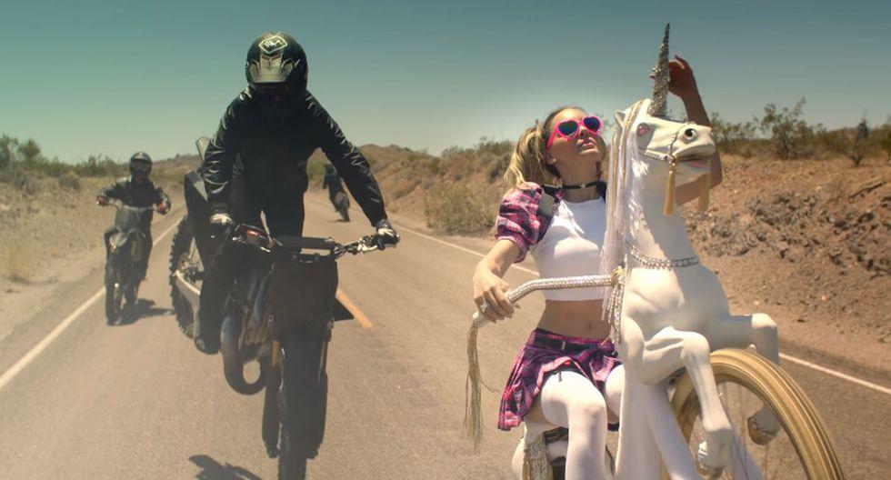 Filtran video musical inédito de Belinda que fue dirigido por Criss Angel, su expareja. (Foto: Captura de video)