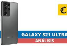 S21 Ultra 5G | El smartphone de Samsung alcanza su punto más alto | ANÁLISIS