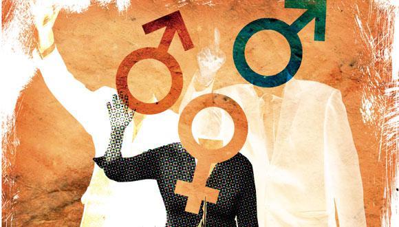 Los partidos políticos afrontan problemas debido a la poca cantidad de mujeres afiliadas y el poco espacio brindado para los cargos directivos (Ilustración: El Comercio)
