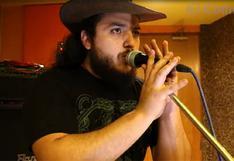 The Dead-End Alley Band en una sesión en vivo para El Comercio