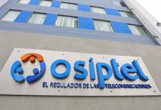 Osiptel anuncia reanudación de atención presencial a usuarios desde el 3 de agosto