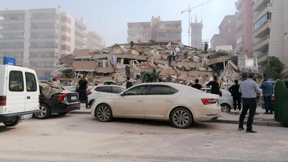6.6 magnitude earthquake shakes Greece and Turkey