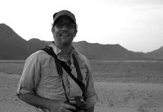 """Alex Bryce, fotógrafo: """"He crecido en el desierto, en el vacío y su silencio"""""""