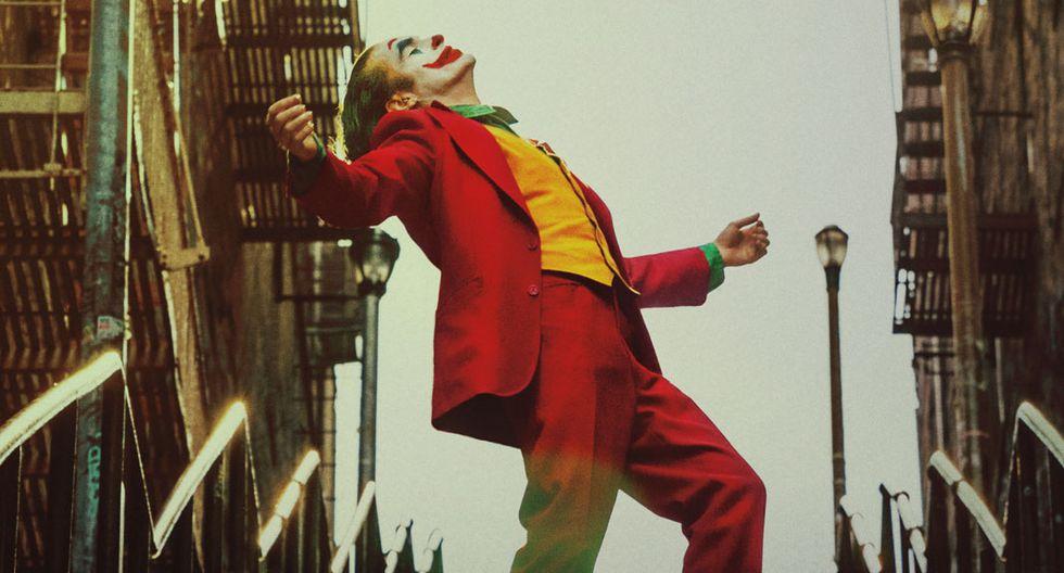 """Si hay una escena que recuerda el público, es el singular baile que hace el """"Joker"""" en unas escaleras. Este lugar existe en el Bronx, uno de los barrios más famosos de Nueva York. La dirección: 1170 Shakespeare Avenue.(Foto: Difusión)"""
