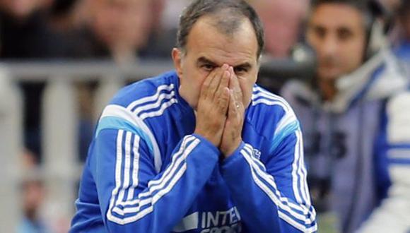 Marsella de Bielsa cayó con Montpellier y puede perder la punta