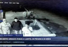 La Libertad: delincuentes asaltaron a clientes de restaurante en Trujillo
