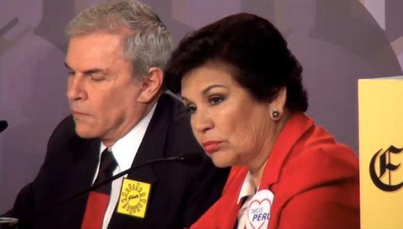 """Nora Bonifaz: """"Los invito a ser drásticos con los corruptos"""""""