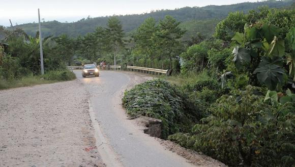 César Villanueva habría recibido US$ 60 mil en efectivo por la adjudicación de la carretera San José de Sisa. (Foto: Óscar Ramírez Champa)