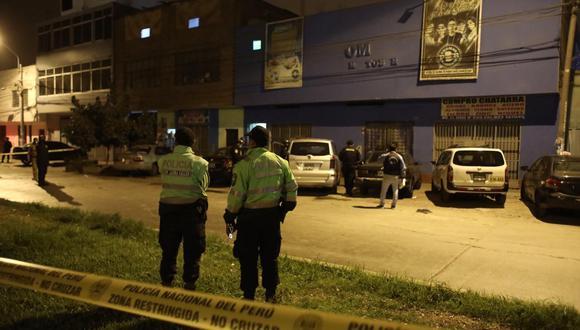 El último sábado 13 personas perdieron la vida tras una intervención policial a una discoteca en Los Olivos. (Foto: Joel Alonzo / GEC)