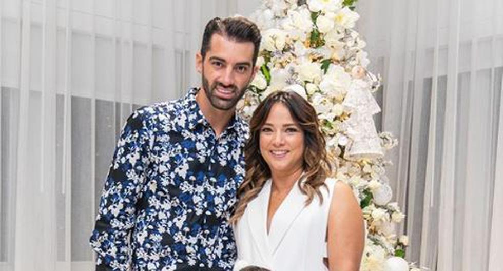 Adamari López announced that she separated from Toni Costa and celebrities reacted on social networks