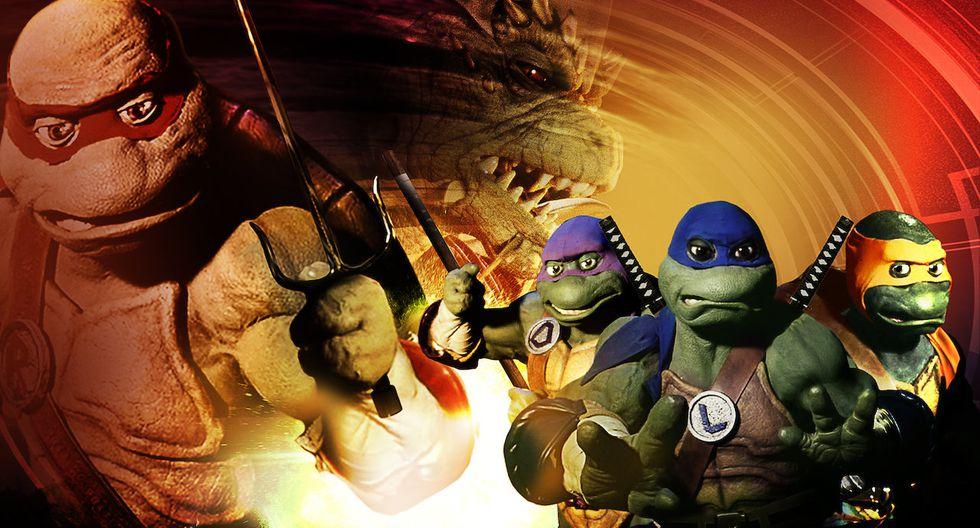 Teenage Mutant Ninja Turtles  - 30 de abril