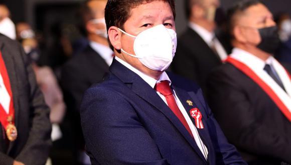 Guido Bellido, presidente del Consejo de Ministros. (Foto: Presidencia Perú)