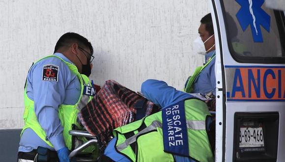 Coronavirus en México | Últimas noticias | Último minuto: reporte de infectados y muertos hoy, miércoles 24 de febrero del 2021 | Covid-19 | (Foto: EFE/ Luis Torres).