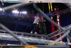 Shane McMahon fue lanzado desde lo alto de la celda de acero en WrestleMania 37 | VIDEO