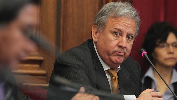 El procurador Amado Enco evalúa incluir al ex ministro aprista Hernán Garrido-Lecca en las pesquisas del Caso Lava Jato. (Foto: El Comercio)