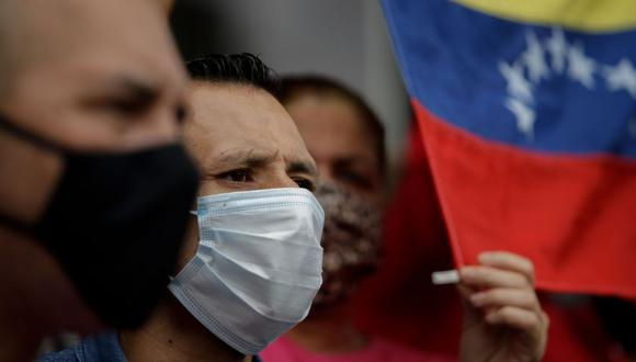 Coronavirus en Venezuela   Últimas noticias   Último minuto: reporte de infectados y muertos hoy, lunes 26 de octubre del 2020   (Foto: AFP / STR).