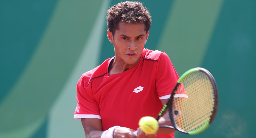 El tenista nacional reapareció tras jugar el Challenger de Punta del Este. (Foto: GEC)