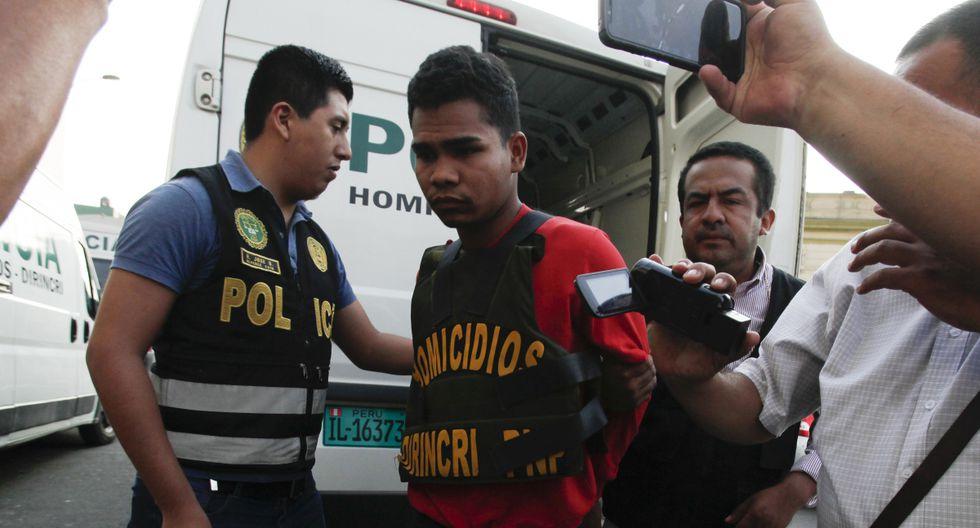 Alben Adrian Pérez Castillo es el principal sospechoso. (Foto: GEC)