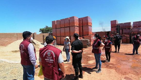 Los locales fueron clausurados por 30 días hábiles y se les colocó una multa que rige entre los 30% y 50% de una Unidad Impositiva Tributaria (UIT) (Foto: Municipalidad Provincial de Trujillo)