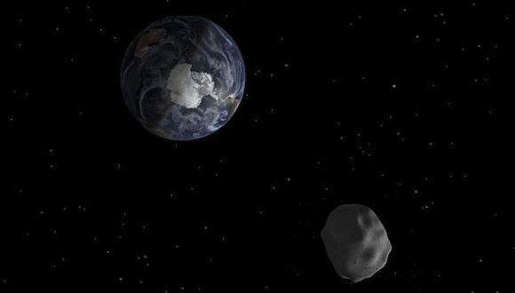 China planea atrapar un asteroide y situarlo en la órbita lunar