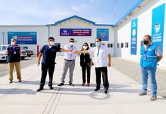 Tacna: gobierno regional inicia proceso de recepción de hospital COVID-19 de Essalud