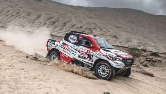 Al Attiyah ganó el Dakar en el 2011 y 2015. (Foto: Red Bull)
