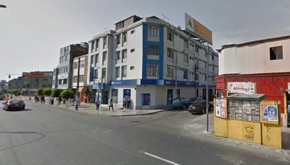 Agencia del Banco Continental fue asaltada en Breña