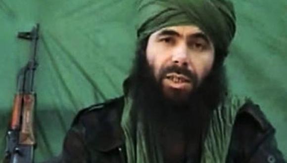 Abdelmalek Droukdel lideraba la facción de Al Qaeda en en el norte de África. (AFP).