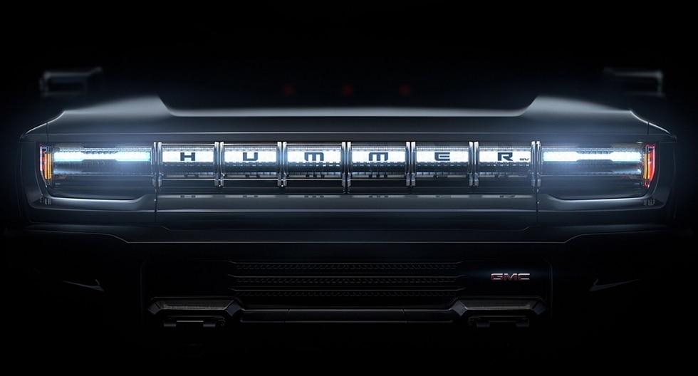 La camioneta se venderá bajo la marca GMC como Hummer EV. La nueva versión tendrá elementos de diseño similar, pero no se verá como la Hummer del pasado. (Foto: AP)