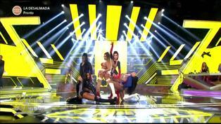 'Villanas' se lucieron en la pista de baile de 'Reinas del show'