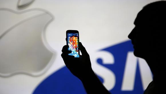 Samsung pagará US$119 millones a Apple por juicio de patentes