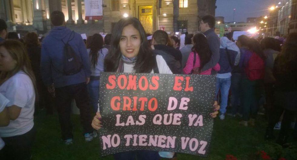 #NiUnaMenos: originales carteles se vieron en la marcha [FOTOS] - 4