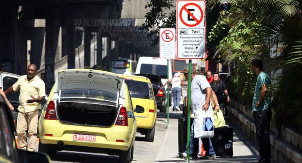 Río de Janeiro: Advierten estafa de taxistas previo al Mundial