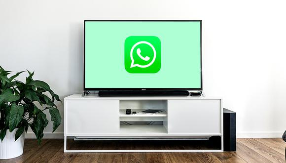 ¿Quieres saber el truco para poder iniciar sesión de WhatsApp en tu televisor y chatear desde la comodidad de tu cama? (Foto: WhatsApp)